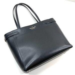 Kate Spade   Padded Laptop Tote Bag Black Large